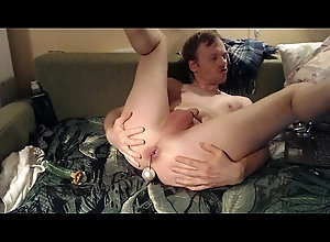 anal,dildo,cock,ass,toy,toys,russian,gay,gay LanaTuls in ASS...