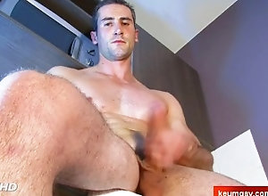 keumgay;big-cock;massage;gay;hunk;jerking-off;huge-cock;dick;straight-guy;serviced;muscle;cock;get-wanked;wank;str8;manscaping,Muscle;Solo Male;Big Dick;Gay Sebastien, A...