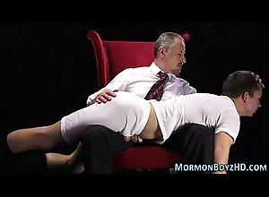 cumshot,handjob,uniform,assfingering,jerking,domination,gay,underwear,taboo,hd,mormon,religion,religious,oldvsyoung,gay Uniformed mormon...
