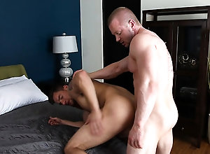 Gay,Gay Barebacking,Gay Muscled Muscular guy...