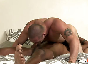 Gay,Gay Big Cock,Gay Interracial sex White Man Likes...