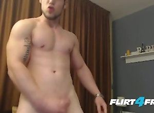 flirt4freeguys;masturbation;jerking-off;muscular-guy;athletic;roleplay;kink;humilation;domination;dirty;talk;bearded;guy;uncut-cock;tattoos;college;hunk;big-load;cock-worship,Solo Male;Gay;Hunks;Amateur;Webcam Gorgeous Horny...