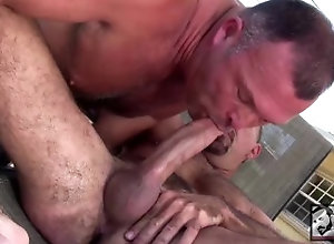 pantheonproductions;daddy;bear;outdoor;fuck;pool;sex;big-dick;smooth;bottom;muscle;muscle;bear;fucking;anal;oral;wet;hole;hotoldermale,Daddy;Pornstar;Gay;Bear,Brock Hart Big Dicked Daddy...
