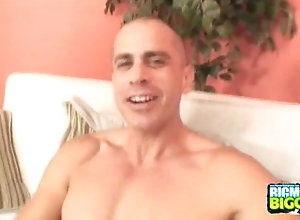 bigmusclesbigcocks;masturbation;gay;men;solo;bald;cumshot;don-michaels,Muscle;Solo Male;Gay Don Michaels...