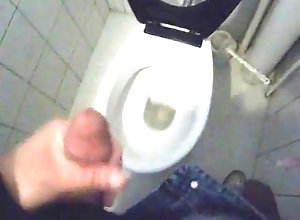 public,gay,toilet,big-cock,gay Grosse...