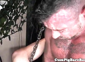 barebackcumpigs;gaysex;bareback;bear;mature;blowjob;cumshot;tattoo;piercing;underwear;jerking;unsaddled;raw;sixpack;ripped,Bareback;Gay;Bear Barebacking...