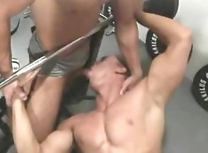Gay,Gay Threesome,Gay Muscled,Gay Blowjob,gay,muscled,blowjob,threesome,gym,young men,underwear,gay porn Macho Gays Slurp...