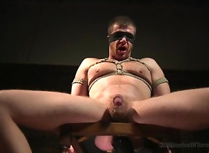 30minutesoftorment;caning;clothespins;gag;leather;leather-gloves;pain;the-pit;the-wall;whipping;stud;gloves;spider-gag;bondage,Fetish;Pornstar;Gay;Hunks,brian bonds Brain Bonds takes...