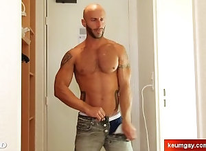 keumgay;big-cock;massage;gay;hunk;jerking-off;huge-cock;dick;straight-guy;serviced;muscle;cock;get-wanked;wank,Solo Male;Big Dick;Gay;Casting Aymeric, Handsome...