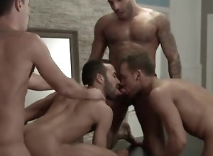 Gay,Gay Blowjob,Gay Orgy,Gay Muscled,gay,blowjob,orgy,group sex,men,muscled,gay fuck gay,gay porn,double blowjob,large dick,tattoo Theo Ford and...