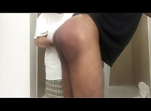 black,ass,butt,spanking,ebony,gay,belt,whipping,whooping,gay College boy gets...