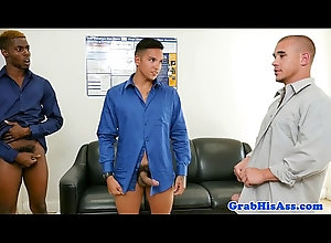 anal,interracial,threesome,office,fetish,workplace,gay,boss,stud,straight,jock,employee,gaysex,harassment,spitroasting,gay Black office stud...