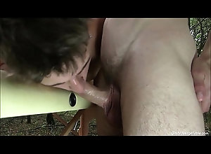 anal,outdoor,ass,blowjob,doggystyle,amateur,gay,massage,twink,hunks,gay Gay Massage Table...
