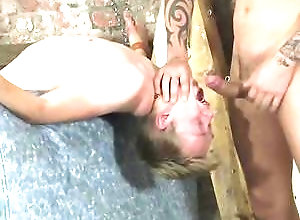 Gay,Gay Bondage,Gay BDSM,Gay Domination,Gay Twink,Gay Slave,Gay Fetish,tyler jenkins,nickie smiles,blowjob,bondage,fetish,domination,tattoo,twinks,blond hair,brown hair,british,face fucking,slave,bdsm,cock and ball torture,deep throat,gay,gay porn Tyler Uses A New...