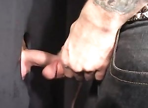 Gay,Gay Blowjob,Gay Handjob,gay,blowjob,handjob,tattoo,glory hole,gay porn Glory Hole and...