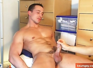 keumgay;big-cock;massage;gay;hunk;jerking-off;huge-cock;dick;straight-guy;serviced;muscle;cock;get-wanked;wank,Big Dick;Gay;Casting Stan A innocent...