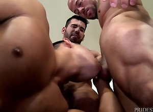menover30;big-cock;pride;studios;threesome;daddy;hairy;blowjob;cock-sucking;rimjob;rimming;ass-licking;muscular;big-cock;gay;porn;analized;beardgay,Big Dick;Pornstar;Group;Gay;Hunks,billy Santoro;Sean Duran;Seth Santoro MenOver30 Sean...