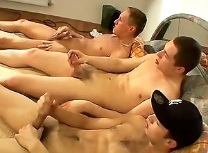 Gay,Gay Underwear,jarmil jagr,veso,masturbation,large dick,average dick,short hair,young men,doggy style,chain fuck,underwear,blowjob,gay fuck gay,gay porn,threesome,bed A Cum Shooting...