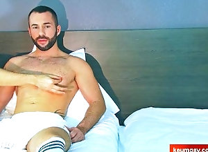 keumgay;massage;gay;hunk;jerking-off;huge-cock;dick;straight-guy;serviced;muscle;cock;get-wanked;wank,Massage;Big Dick;Gay The delivery guy...