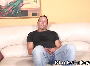 big cock,blowjob,hardcore,interracial,ebony,threesome Inexperienced...