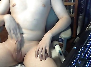 webcam-masturbation;nude;shaved-cock;magic-wand-orgasm;sex-toys,Solo Male;Gay;Verified Amateurs;Webcam Webcam Masturbation