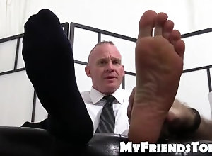 myfriendstoes;foot-fetish;toes;feet;foot-rub;worship;licking;dev;michaels,Fetish;Gay;Hunks Dean Dev loves to...