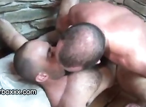 bearboxxx;bear;muscle;big;cocks;hairy;daddy,Muscle;Gay;Bear Cabin Fever