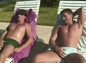 Gay,Gay Outdoor,Gay Underwear,Gay Hunk,Gay Muscled,gay,gay men,outdoor,poolside,gay hunk,muscled,gay porn,gay masturbation Poolside Muscle...