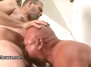 bearboxxx;muscle;bear;daddy;big-cocks;oral;hairy,Muscle;Gay;Bear Bay City Bears
