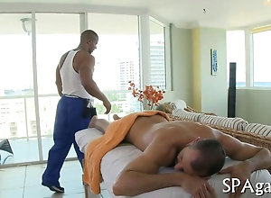 blowjob,fucking,hardcore,black,gay,hunk,massage,oil,tattoo Oiled up dudes...